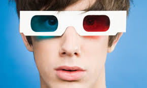Three-dimensional glasses free