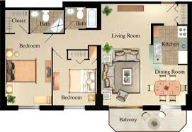 Two Bedroom Flats Interior Design - Two bedroom flats in london