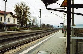 Postbauer-Heng station