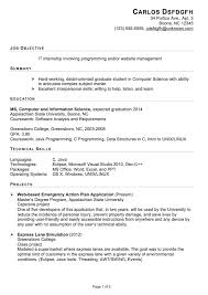 Examples Of Resumes   Resume Template Write Objective Summary     Pinterest Resume