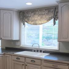 Kitchen Drapery Ideas Kitchen Designs Black And White Curtains Target With Rich Black