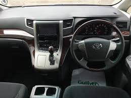 2011 toyota alphard 240s used car for sale at gulliver new zealand