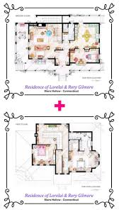 19 best tv show floor plans images on pinterest architecture
