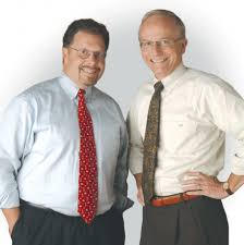 Donald and Charlie D     Amour BusinessWest Photo courtesy of Big Y Foods