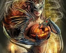 halloween pumpkin wallpapers free wallpapers armored holding halloween pumpkin wallpaper