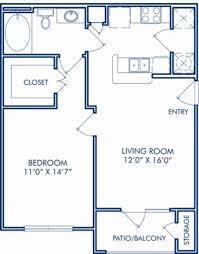 Find A Floor Plan 1 2 U0026 3 Bedroom Apartments In Houston Tx Camden Oak Crest