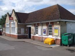 Highams Park railway station