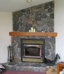 fireplace stone fireplace plans panels design ideas concrete faux