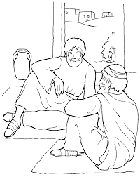 the apostle paul coloring page bible paul acts u0026 his letters