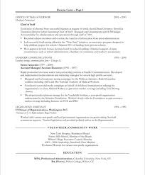 Resume For Nanny Job by 18 Best Non Profit Resume Samples Images On Pinterest Free