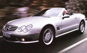 2003 Mercedes Benz Sl55 Amg U2013 First Drive Review U2013 Car And Driver
