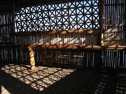 image of the interior of a bahay-kubo