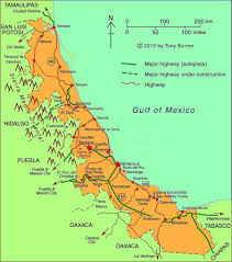 San Luis Potosi Mexico Map by Indigenous Population Geo Mexico The Geography Of Mexico Part 2