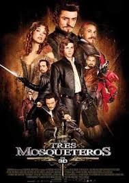 Los tres mosqueteros (2011)