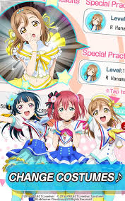 LoveLive  School idol festival  screenshot