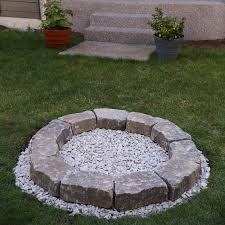 How To Make A Fire Pit In Backyard by Diy Backyard Fire Pit Build It In Just 7 Easy Steps