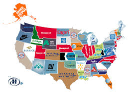 Big Map Of The United States by Let U0027s Put Voters Back On The Map U S Pirg