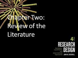 Literature Review Module Blog