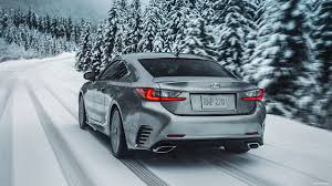 lexus sedan packages 2017 lexus rc luxury sedan lexus com