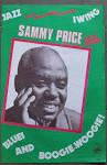 Sammy Price, Vintage Poster
