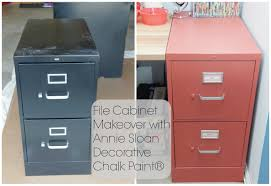 27 simple chalk painted file cabinets yvotube com