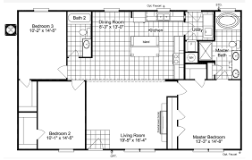 the action jackson ml28483j manufactured home floor plan or