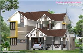2400 sq feet modern elevation kerala home design and floor plans