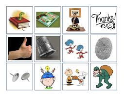 thanksgiving vocabulary pictures clear speech therapy 2011