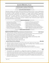 Sample Undergraduate Resume 11 Business Student Resume Sample Attorney Letterheads