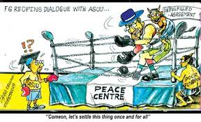 ASUU Says FG Are attempting to  Bribe some Of  its  Members