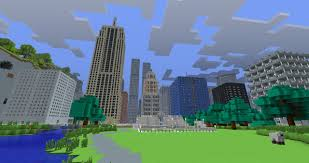 Minecraft New York Map Download by Olympia City Map 1 8 9 1 8 Minecraft 1 12