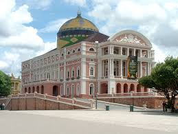 Amazon Theatre, Manaus