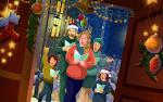 Fond decran Chants de Noel - Wallpaper