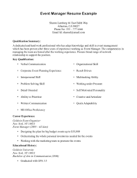sample resume templates event resume template free resume example and writing download resume examples no experience sample seangarrette coresume examples no experience sample high school resume no work