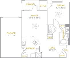 Garage Floorplans Luxury One Two U0026 Three Bedroom Apartment Homes With Spacious