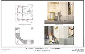 Empire State Building Floor Plans Landmarks Approves Changes To 1 Wall Street To Allow For