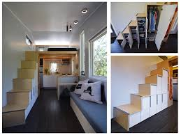 shedsistence d i y modern plywood storage stairs u2014 tiny house of