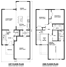 simple 2 story 3 bedroom house plans home jay