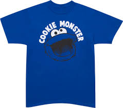 Cookie Monster Clothes Sesame_Street_Cookie_Monster_Blue-T