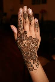 mehendi patterns