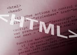 تعلم لغة html من الألف الى الياء