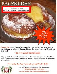What is Paczki Day?