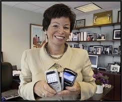 Obama Names Valerie Jarrett as
