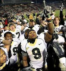The Wake Forest fan base