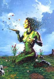 Earth/Gaia symbolism