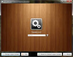 tweakslogon,windows7 logon,logon changer,merubah logon