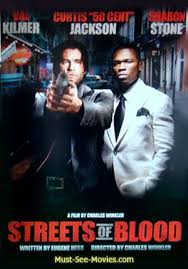Streets of blood affiche
