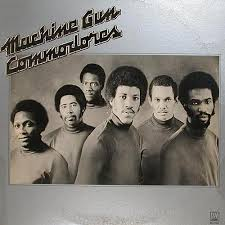 100 Albums cultes Soul, Funk, R&B Commodores-machine-gun