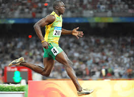 Usain Bolt vs.
