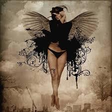woman angels